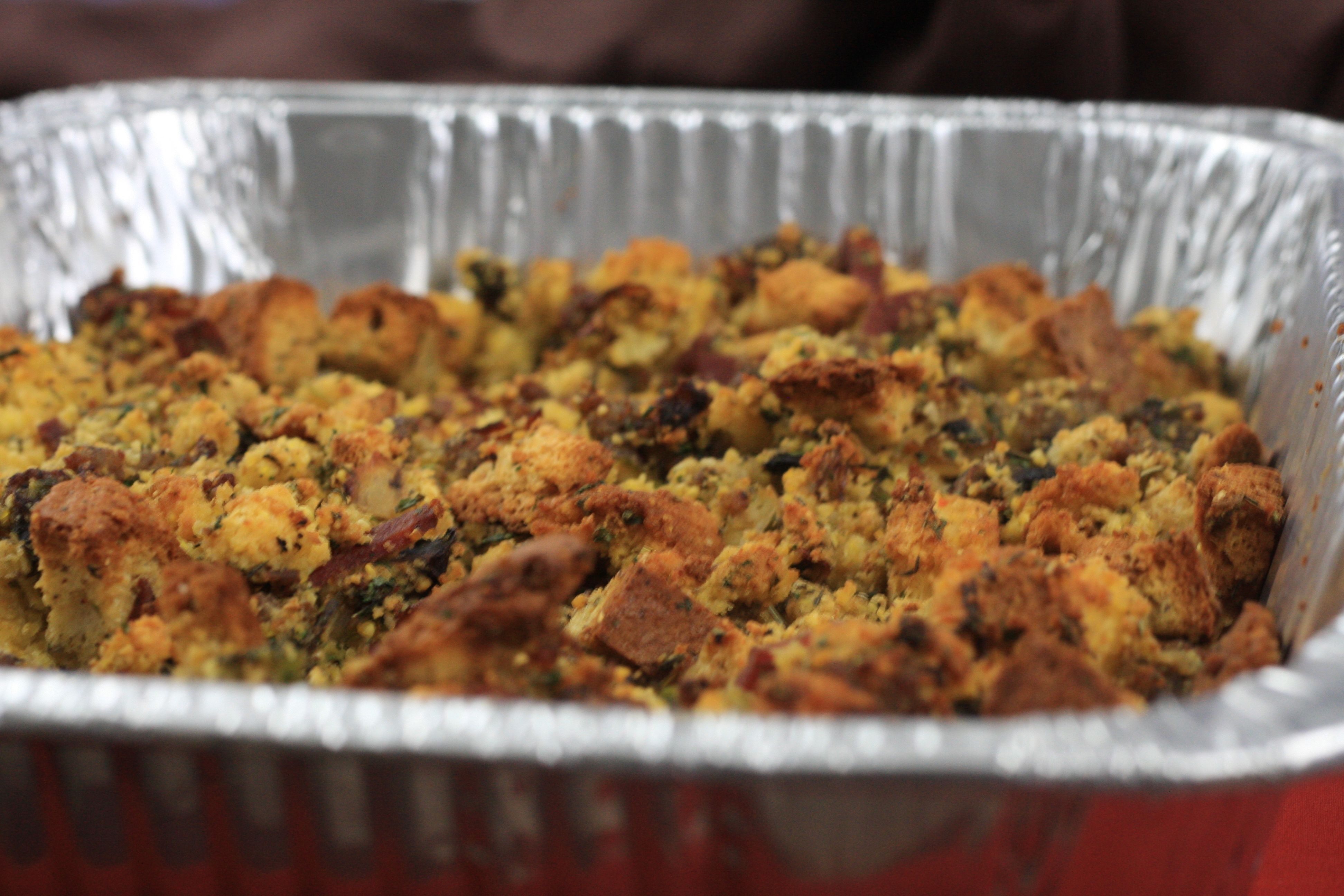 Gluten Free/Dairy Free Stuffing and Tips