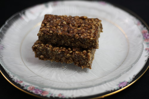 Gluten Free Cereal Bar Treats