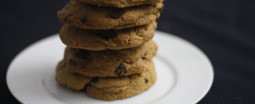 Gluten Free Dairy Free Chocolate Chip Cookies (No Rice)